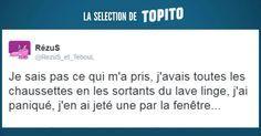 Top 20 des meilleurs tweets de @RezuS_et_TebouL du lol en hashtag