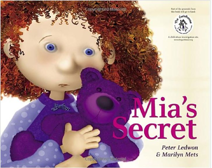 Use to teach kids about sexual abuse prevention: secrets, telling, and grooming.