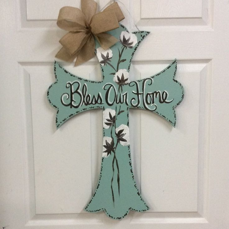 Great everyday door hanger! New in my Etsy store with several more.
