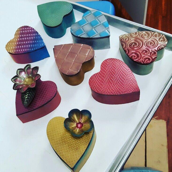 Chocolate Jewel Boxes