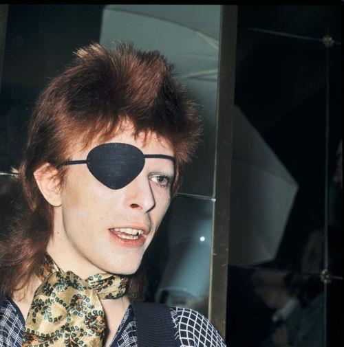 "David ""Pirate"" Bowie"