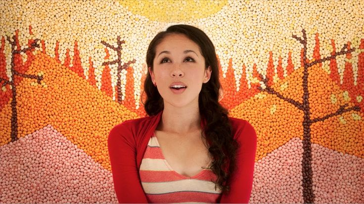 In Your Arms - Kina Grannis (Official Music Video) Stop Motion Animation, via YouTube.day 1 process