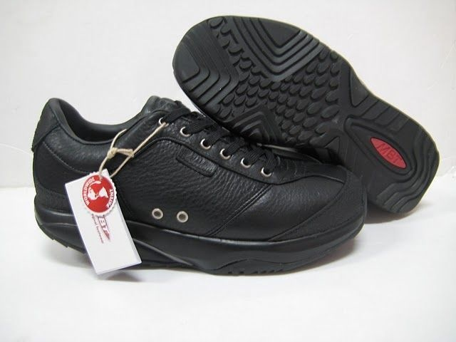 MBT Tembea Pure Black - Womens Shoes