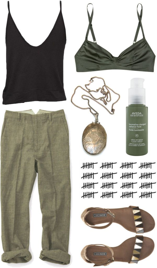 """Bamboo"" by claudia-mccann ❤ liked on Polyvore"
