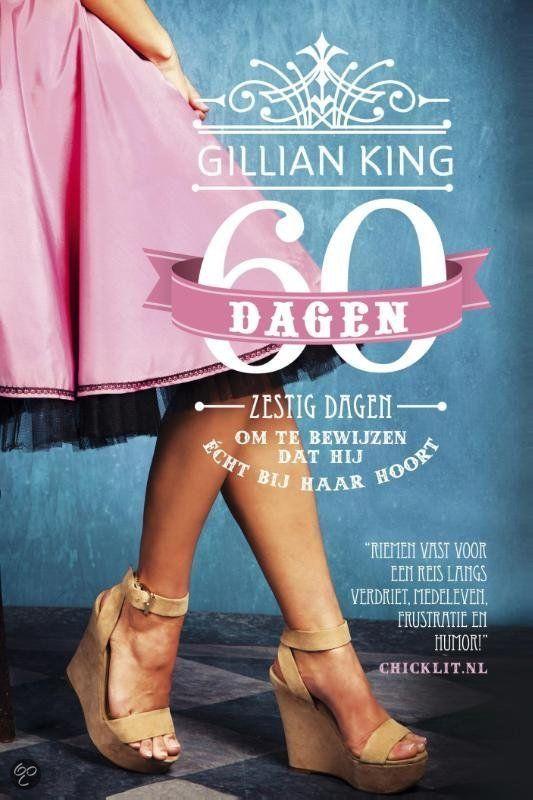 (51/53) Zestig dagen - Gillian King Emma verhuist vier jaar na de dood van haar verloofde Gijs terug naar Den Haag, de stad waar ze vandaan komt. Ze wordt meteen weer meegezogen in het bruisende stadsleven en in de liefde! Gijs vroegere beste vriend Jesper woont ook in Den Haag. Hij heeft zijn leven op de rit, met een leuke baan en een goede relatie. Maar als hij Emma na al die jaren terugziet, raakt zijn zekerheid aan het wankelen. Eef, Jespers vriendin, moet met lede ogen aanzien hoe…
