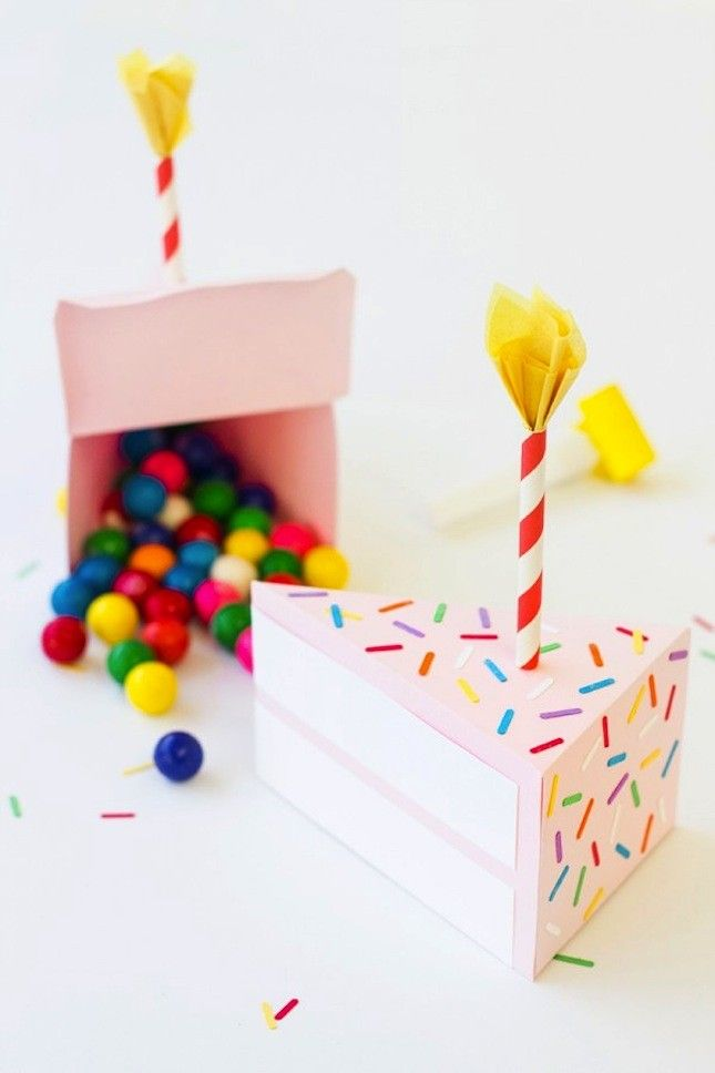 Best 25 diy birthday box ideas on pinterest birthday box 16 gift wrapping diys that think outside the square shaped box via brit co diy birthday cake card solutioingenieria Gallery