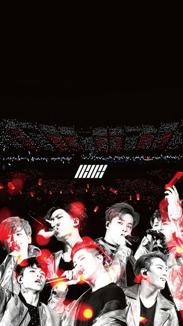 iKON Wallpaper  Cr: @iKONGraphic