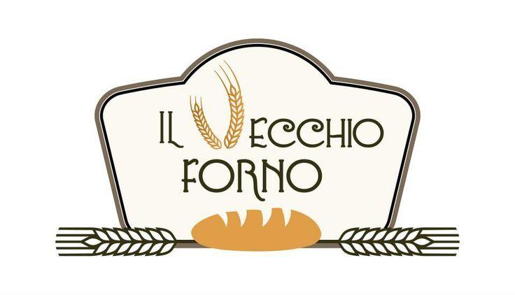 """Ideazione logo per negozio:""""Il vecchio Forno"""""""