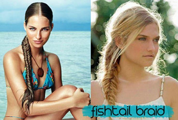 Ecco Come Fare la Treccia a Spina di Pesce O Fishtail Braid...per visualizzare il PROCEDIMENTO & VIDEO TUTORIAL➨➨➨ http://www.womansword.it/donna-bellezza-consigli/beauty-fai-da-te/beauty-fai-da-te-capelli/come-treccia-spina-pesce-fishtail-braid/