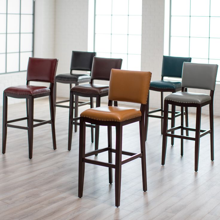 Belham Living Hutton Leather Backless Saddle Counter Stool: Best 25+ Extra Tall Bar Stools Ideas On Pinterest
