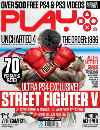The UK's bestselling independent PlayStation magazine, Play has been the voice of PlayStation for over 15 years. Packed full of exclusive features, interviews and reviews Play offers the biggest and best game reveals first. Covering every single PlayStation format and release gamers will always be kept up to date with the latest information from the world of PlayStation and the PSN. Play is the definitive choice for dedicated PlayStation owners everywhere.