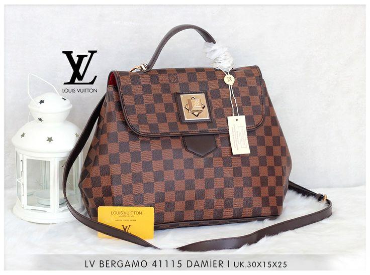 LV Bergamo Branded Bags Rp. 1.400.000