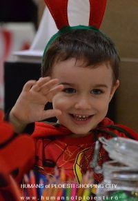 Andrei, ajutorul lui Moș Crăciun