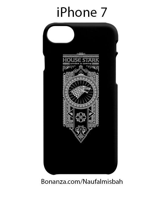 Game of Throne Stark iPhone 7 Case Cover Wrap Around