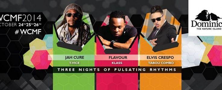 Dominica's World Creole Music Festival 2014 - Caribbean & Co.
