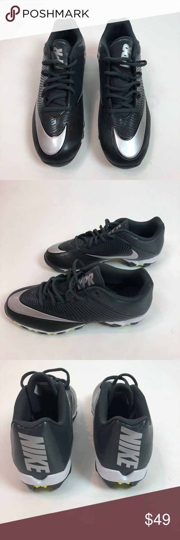 Nike Mens Football Cleats Vapor Shark 2 Size 9.5 Brand new without a box. Nike men's fastflex football cleats. Nike Shoes Athletic Shoes