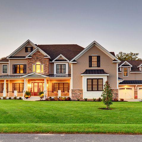 tin work Exterior - traditional - exterior - philadelphia - Echelon Custom Homes