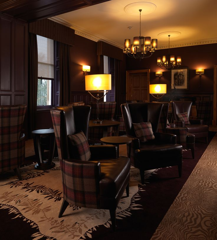 Doubletree by Hilton, Dunblane Hydro Hotel, Lounge.