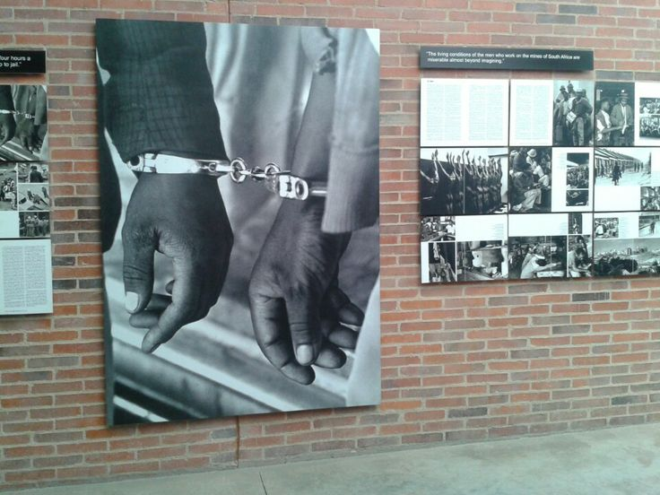 Apartheid Museum - The era of apartheid is the country's darkest. This museum is a must-see for those hoping to understand the tensions that still exist in South Africa. Read more: http://www.news24.com/Travel/South-Africa/10-things-to-do-in-Johannesburg-20130220 #travel #joburg #southafrica #shotleft