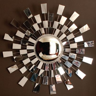 starburst mirrorLarge Mirrors, Sunburst Mirrors, Mirrors Kenneth, Projects Ideas, Kenneth Wingard, Small Mirrors, Starburst Mirrors, Cut Large, Cut Mirrors