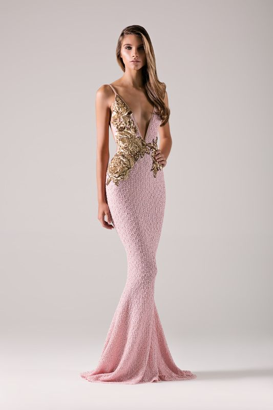 Fabulous Evening Dresses By Michael Costello