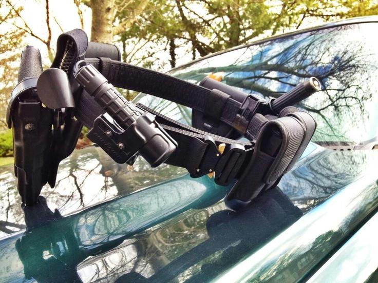 Ares Gear Duty Belt Tactical Gear Police Tactical Gear