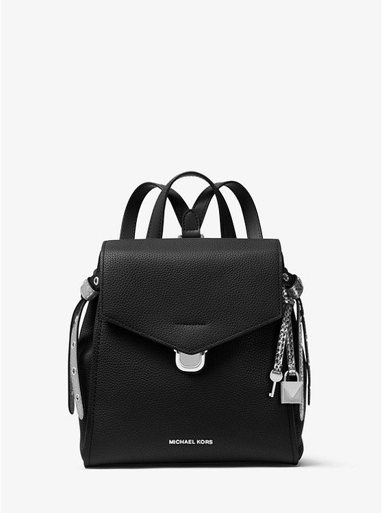 5a8679befe5e20 Michael Michael Kors Backpacks on sale. Bristol Small Leather  Backpack_preview0