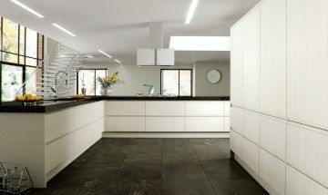 Bella Cream Kitchen - By BA Components