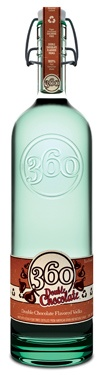 So good!  Also, they have really yummy recipes on the 360 Vodka website.  This is a 'must-try' for vodka fans!