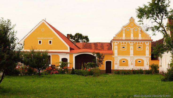 Komárov -rustic baroque in the south bohemian village #plzen2015 #baroko #baroque
