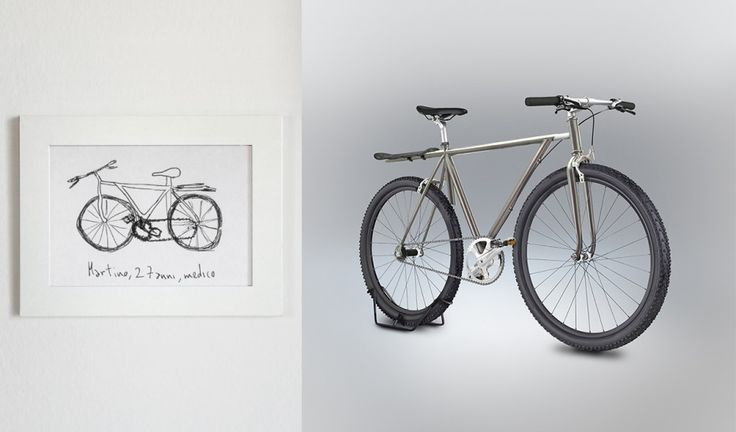 Some Can Draw Bikes From Memory. Some ... Definitely Can't | If you've made it this far, go try for yourself: grab a pen and paper, and draw a bicycle. You have two minutes. | Credit: Gianluca Gimini | From Wired.com
