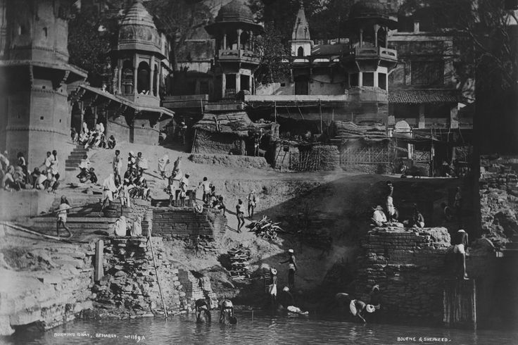 These vintage shots capture 20th century India in black and white.
