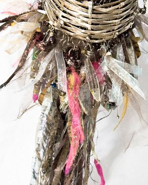 SUSAN LENART KAZMER : transforming the ordinary : mixed media found object jewelry