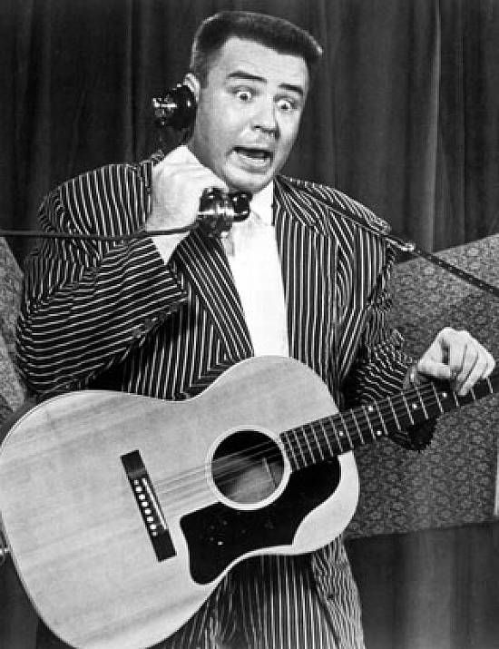 The Big Bopper was a 1950's Rock and Roll singer who is ...