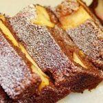 Prăjitura cu Griș și Mere este foarte ușor de preparat, dar și foarte delicioasă - Secretele Gospodinei