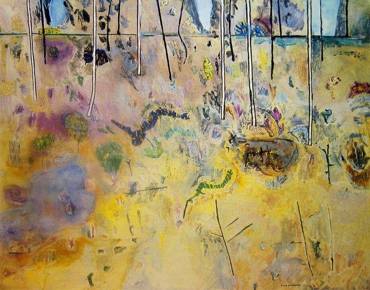 A Landscape with Acacias, 1974