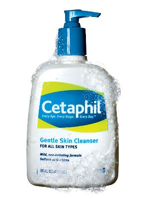LOVE Cetaphil... best cleanser and makeup remover ive tried it doesnt dry my skin...promise!