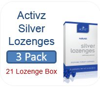 Honest Nutrition Online Store - Activz Silver Throat Lozenges 30 PPM | 3 Boxes, $25.95 (http://www.honestnutritiononlinestore.com/activz-silver-throat-lozenges-30-ppm-3-boxes/)