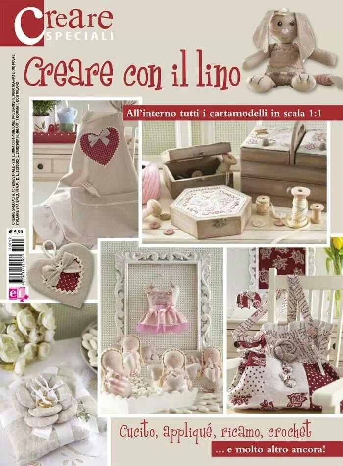 Creare con il Lino