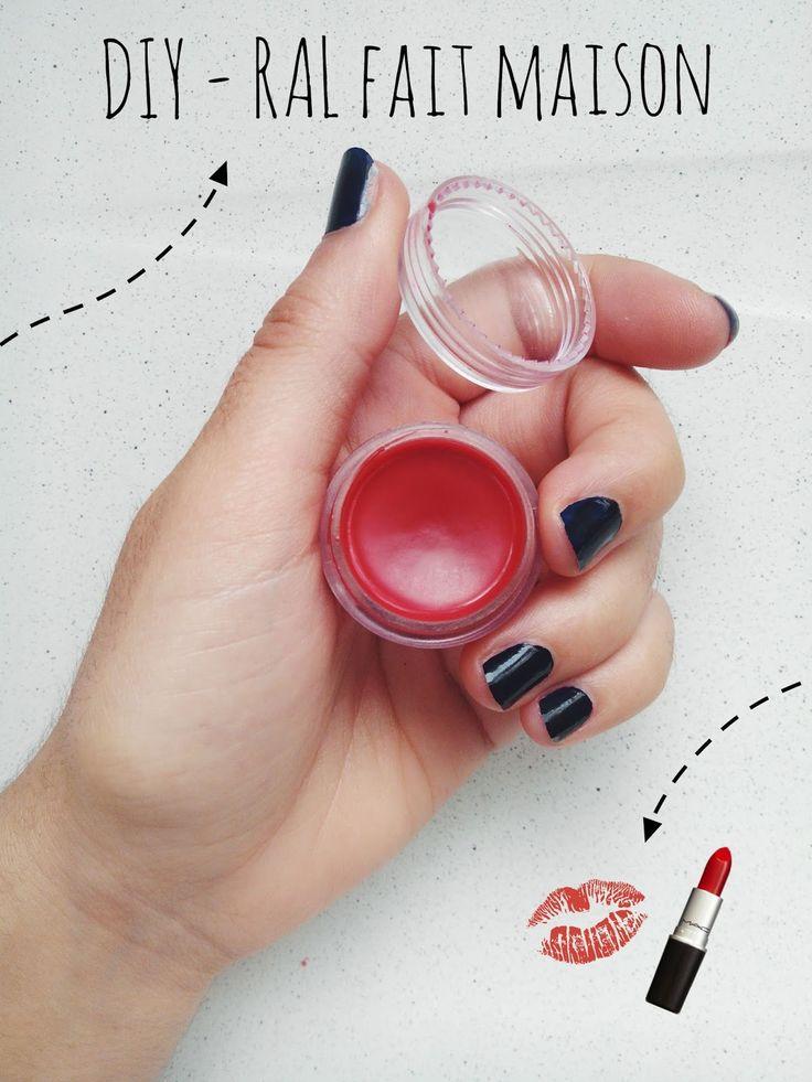 Douces effrontées: DIY - Rouge à lèvres fait maison
