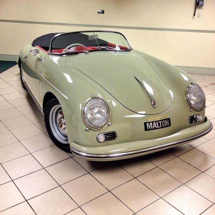 17 Best Images About Porsche 356 On Pinterest
