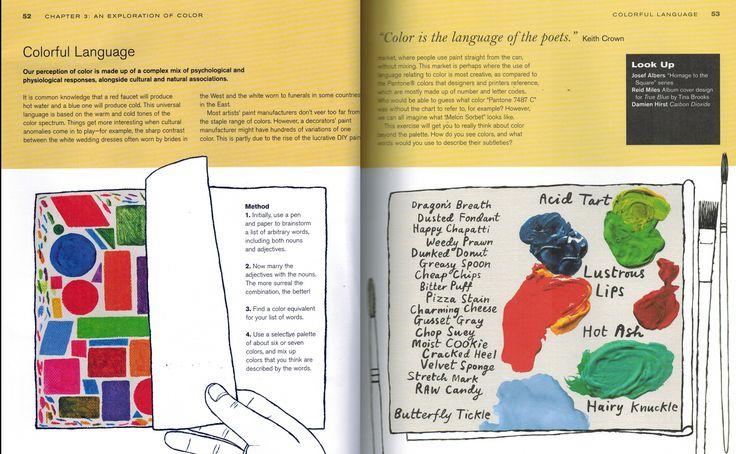 Workshop Activity: Colourful Language