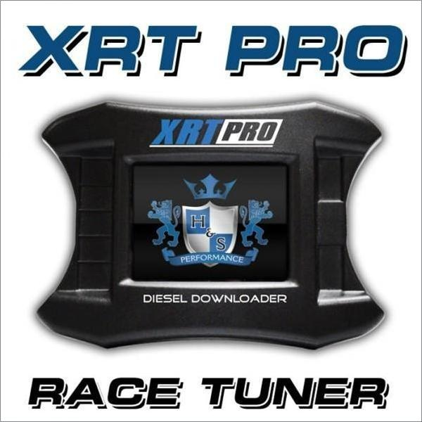 HS XRT PRO Diesel Tuner  XRT Pro is the solution that can meet almost anyone's budget and needs  Comes preloaded with DPF Present and DPF Removed capable tuning  Allows removal of the DPF system and ALL related sensors  (nothing needs to go into the race exhaust or even be plugged in)Reads/Clears Diagnostic Trouble Codes  Internet Update-able with included SD Memory Card & USB adapter  Custom Tunes are FREE to download. Check the XRT Pro Updates section to see what is available for your…