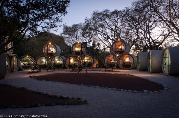 Tubo Hotel | T3arc Architecture