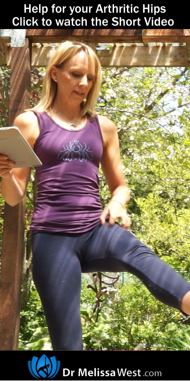 Hips Arthritis Help Help for Yoga for Arthritis Hips  Quick viewer question on hip arthritis :)