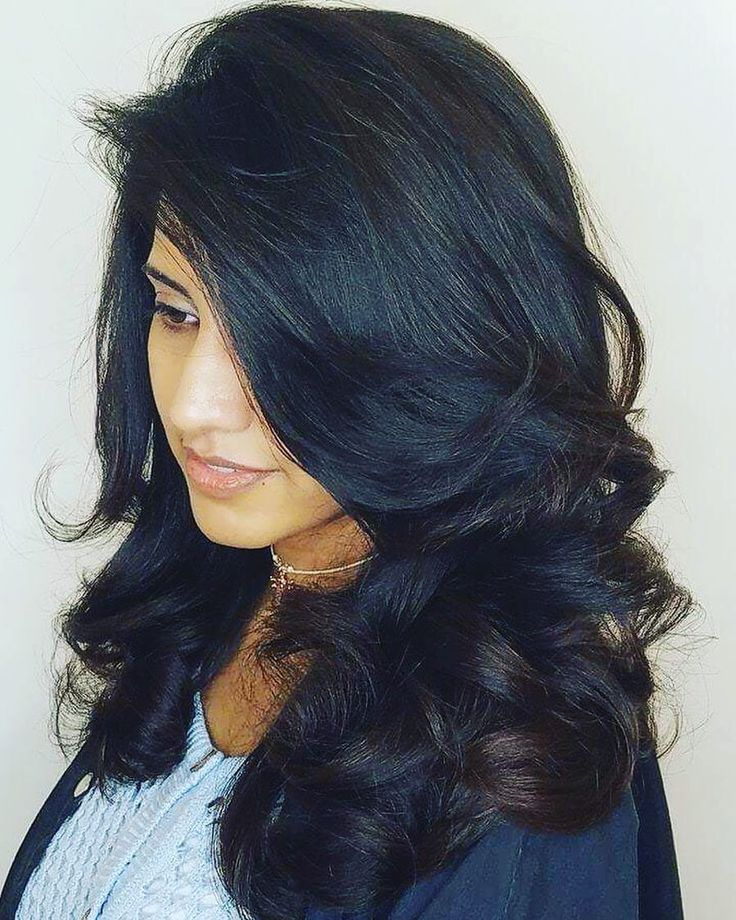 Big bouncy hair   #blowdry #blowout #hair #haircut #hairstyle #haircolor #haircolour #volume #voluminous #voluminioushair #brunette #brunettehair #brunettehaircolor #layers #longhair #longdarkhair #curlyhair #curly #curles #bighair #longlayeredhairstyle #longlayeredhaircut #fashion #style