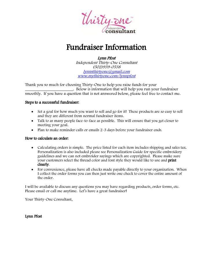 Emily Heim (EmilyHeim02) on Pinterest - fund raiser thank you letter sample