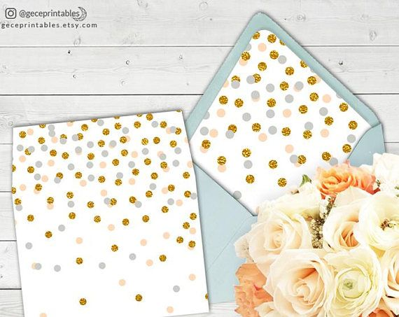 Best 25+ Diy Wedding Envelope Liners Ideas Only On Pinterest | Diy