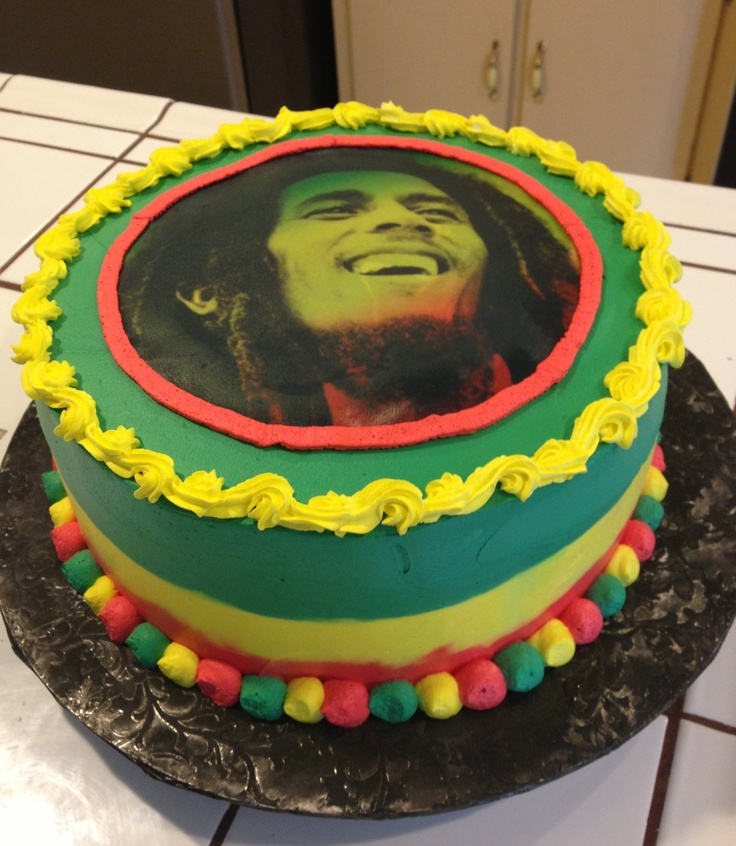Best  Bob Marley Cakes Ideas On Pinterest Rasta Cake Rasta - Happy birthday bob cake