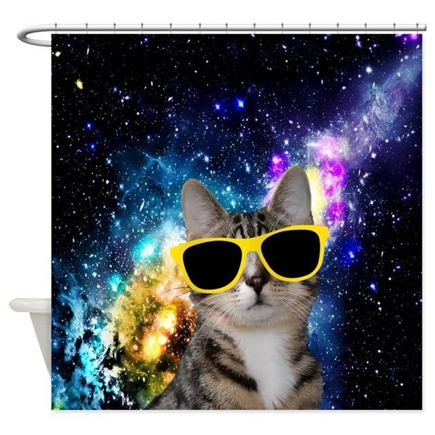 7 best Cats Shower Curtains images on Pinterest | Bathroom showers ...